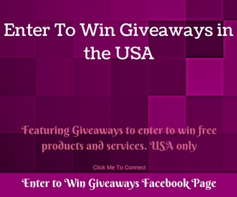 A selection of giveaways to enter